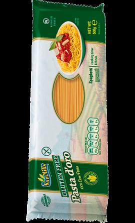 PASTA D'ORO gluten-free spaghetti 500g