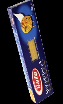 Barilla spaghettinii N3
