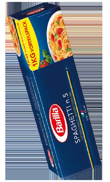 Barilla spaghetti N5