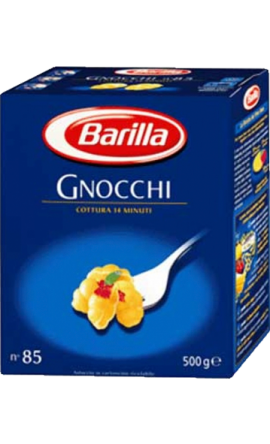 Barilla gnocchi N85