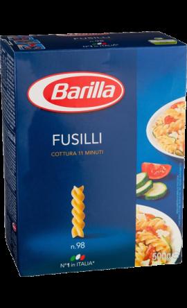 Barilla fusilli N98