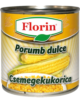 Csemege kukorica dobozos