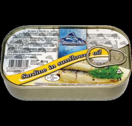 Szardínia olajos EO