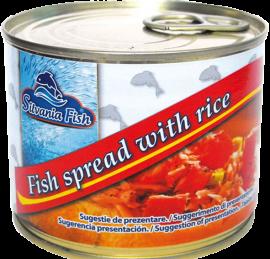 Halpaprikás 40% hal + rizs tpz