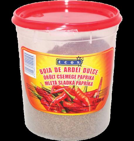 Csemege paprika - tégely