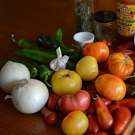 Zöldségkonzervek